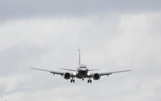 Un pilote de vapotage essayant de cacher le cloud E-Cig fait chuter accidentellement le vol du passager