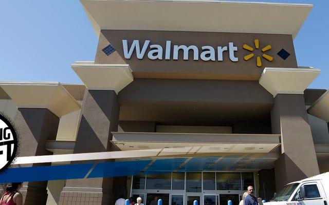 Réjouissez-vous, car vous pourrez bientôt acheter une voiture chez Wal-Mart