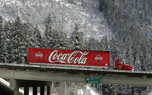 Le jour où Coca-Cola a dépensé 100 millions de dollars pour remplir ses propres canettes d'une odeur de pet