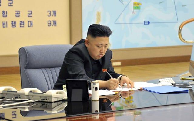 L'obsession de la pomme en Corée du Nord donne un nouveau sens à l'expression `` jardin clos ''