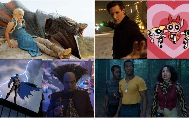एचबीओ मैक्स पर सबसे अच्छा हॉरर, साइंस-फाई, फंतासी और सुपरहीरो टीवी