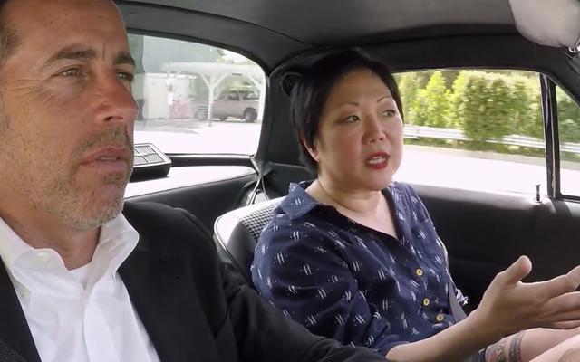 マーガレット・チョーの車の中でコーヒーを飲んでいるコメディアンのエピソードはクソ重いです