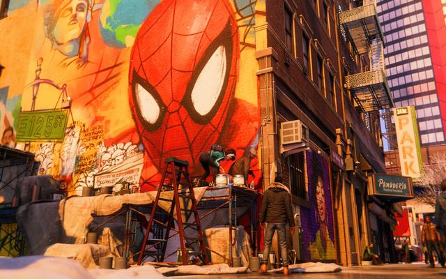 新しいスパイダーマンゲームでマイルズモラレスがハーレムに接続する方法