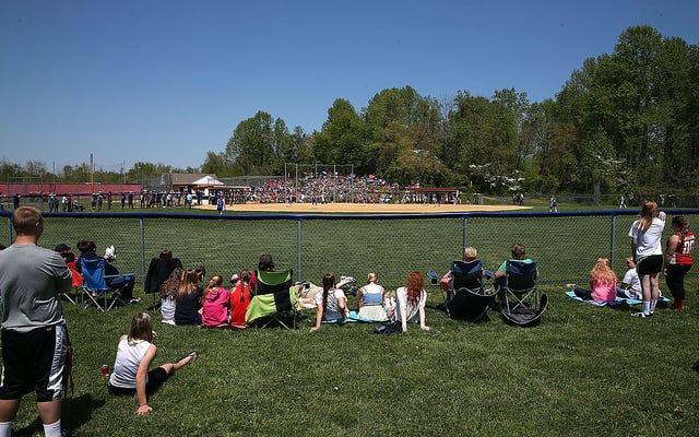 タイトルIX陸上競技に失敗している高校がいくつあるかわかりません