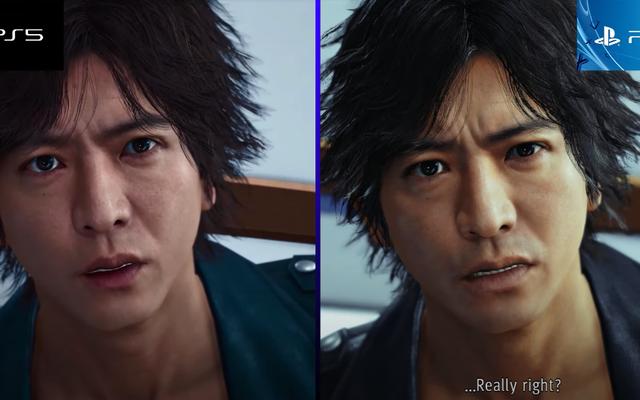PS4版と比較してPS5の判断がどのように見えるか見てみましょう