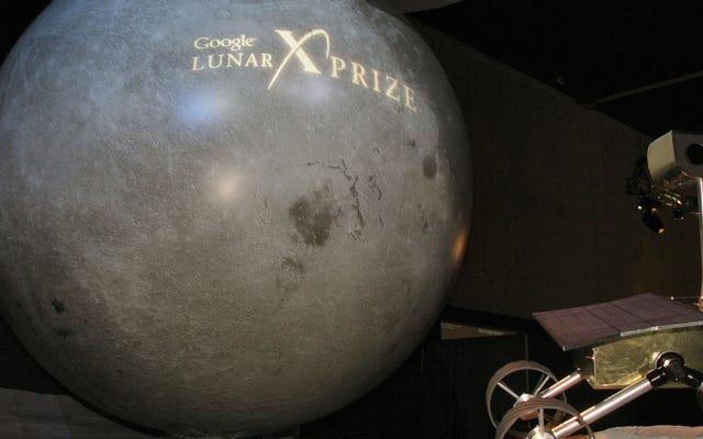 Xprize Moonshot от Google за 20 миллионов долларов вот-вот рухнет на Землю без победителя [обновлено]