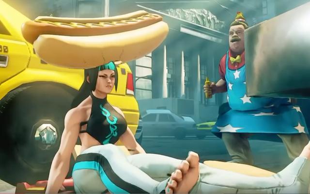 A atualização do Street Fighter V torna as partidas perdidas mais embaraçosas