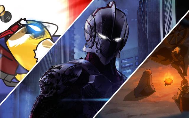 Ultraman arrive sur Netflix, parallèlement au retour de Castlevania et Aggretsuko