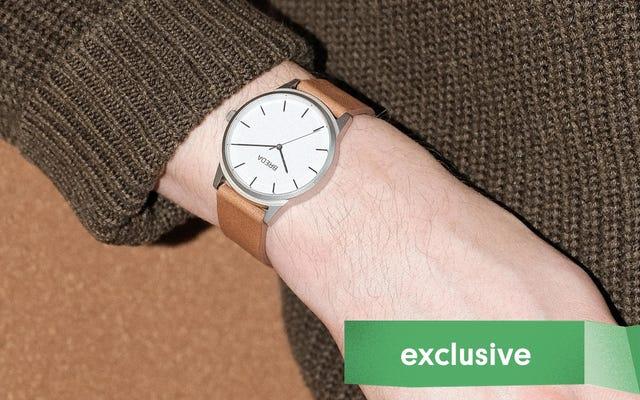यह वेलेंटाइन उपहार के बारे में सोचने का समय है ... किसी भी ब्रेडा घड़ी की तरह $ 30 [विशेष]