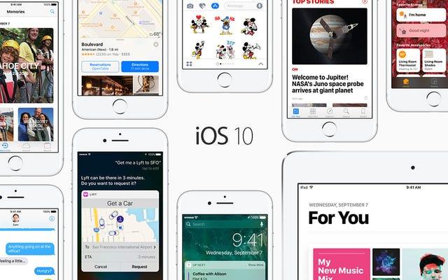 iOS10で友達をすべて失う簡単な方法は次のとおりです