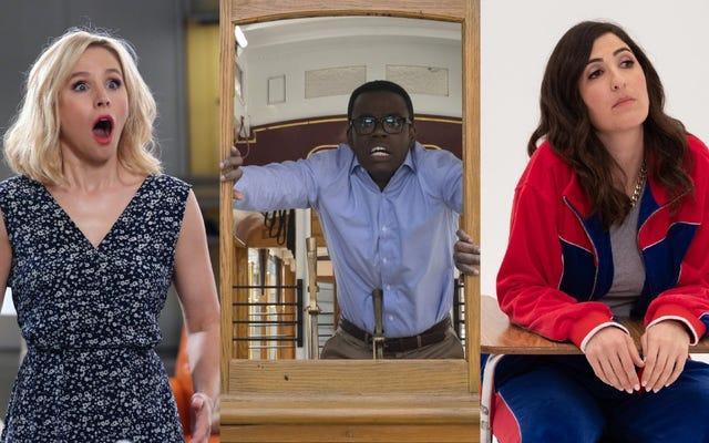 5 najważniejszych odcinków Good Place do obejrzenia, zanim finał serialu złamie nasze serca