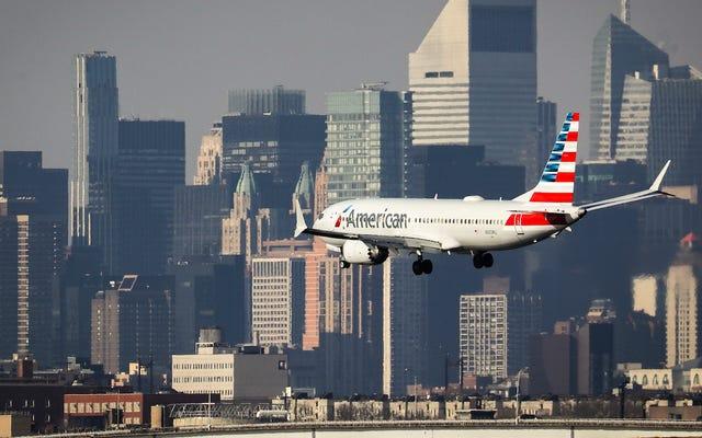 Quelles compagnies aériennes américaines exploitent le Boeing 737 Max-8?