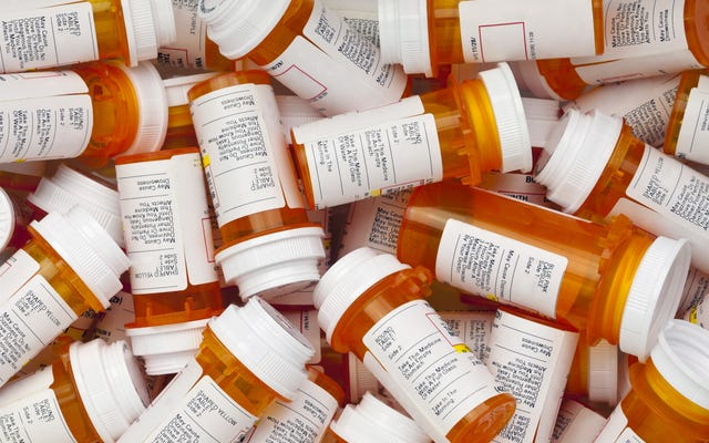 今週の土曜日に未使用および期限切れの処方薬をドロップオフします