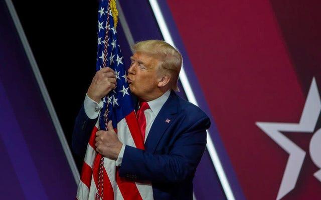 Una guía práctica de los escándalos más tontos y menos importantes de Trump