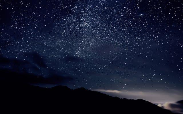 これらの2020年の流星群をカレンダーに入れてください