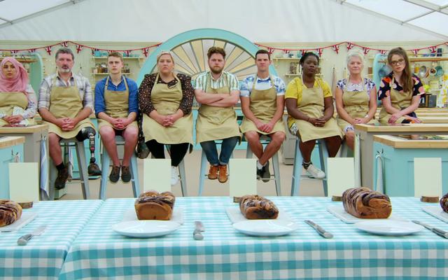 การแสดง Great British Baking Show ในสัปดาห์นี้เป็นความท้าทายที่ยิ่งใหญ่สำหรับทุกคนที่เกี่ยวข้อง