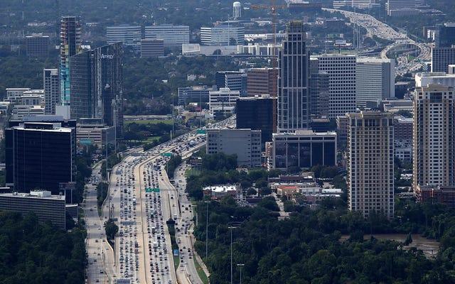 Las carreteras de Houston son las más mortíferas de EE. UU.