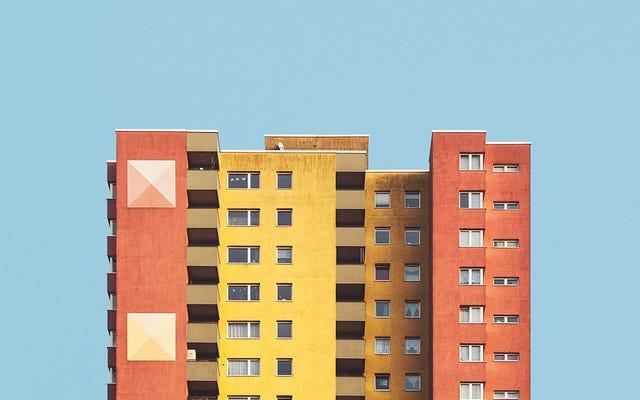 Gli edifici più strani di Berlino sembrano irreali fuori contesto