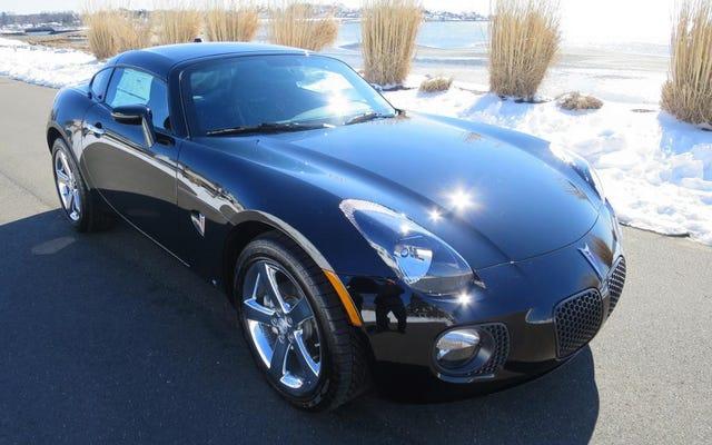 Pour 49 000 $, ce Pontiac Solstice GXP 2009 prouve-t-il que la patience est une vertu?