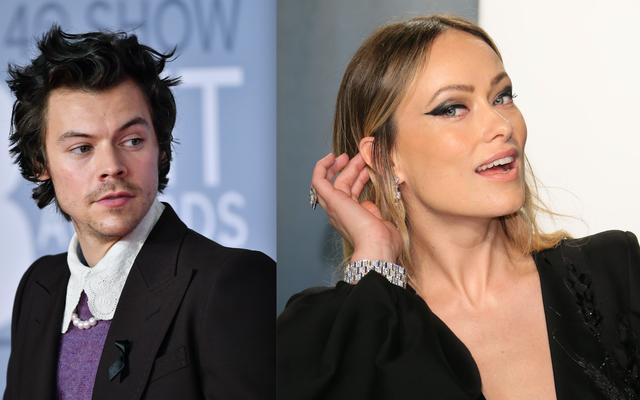 Ces photos de Harry Styles et Olivia Wilde sont interdites (à nous)