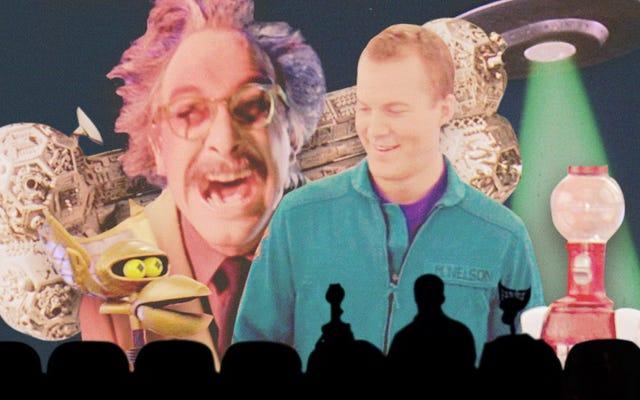Mystery Science Theatre 3000: La película: La historia oral