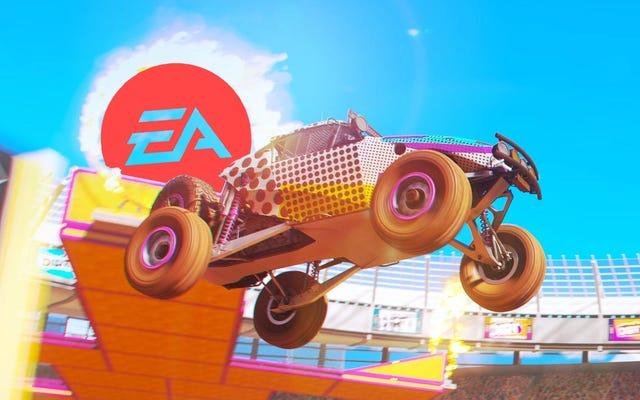 EAはレーシング開発コードマスターを12億ドルで購入しています