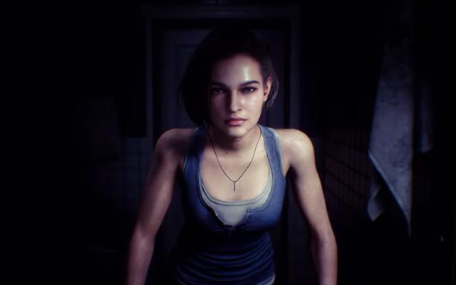 Nemesis xuất hiện trong trailer đầu tiên cho bản làm lại Resident Evil 3 của Capcom