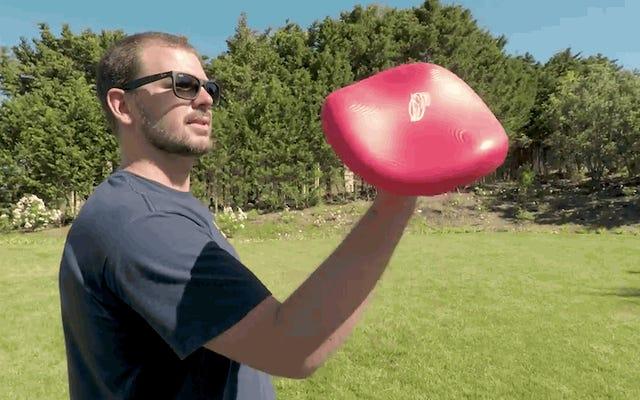 Los creadores del frisbee reinventaron el frisbee porque nada es santo