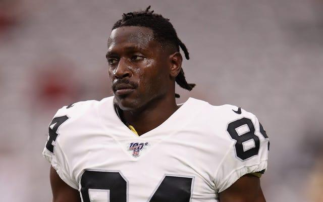 Dipshit NFL Reporter odsłania swój cały tyłek za pomocą zatwardziałych tweetów o sprawie gwałtu Antonio Browna