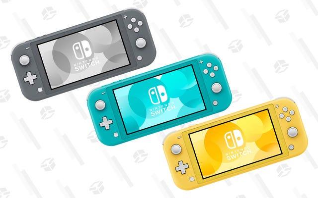 Compra una nueva Nintendo Switch Lite por $ 183