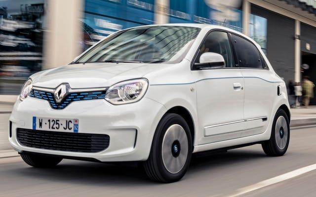 Décédé: Renault Twingo