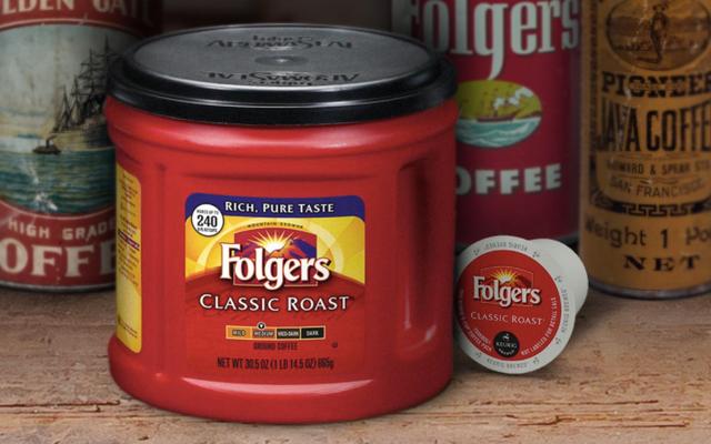 フォルジャーズ、あなたはこれをする必要はありません