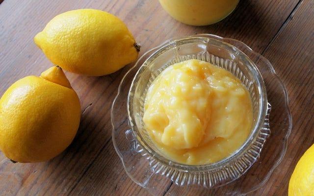 Préparez ce dessert acidulé aux agrumes avec un ratio simple