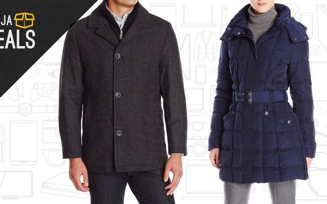 Đi ra ngoài mùa đông với ưu đãi lớn cho áo khoác và áo khoác, Lịch sự của Amazon