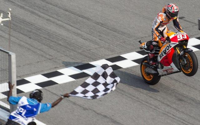 3つの巨大なオートバイレースシリーズが2016年に同じチャネルにあります
