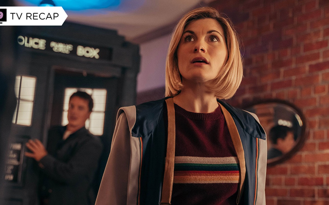En Doctor Who, el cambio es lo que haces con él, a menos que seas un Dalek