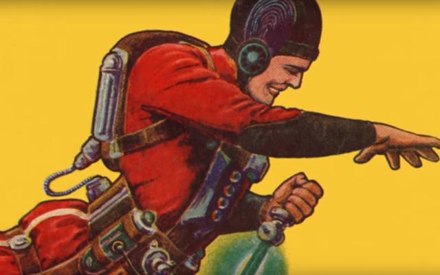 Video Ini Menjelajahi Sejarah Eksperimental Sampul Buku Scifi