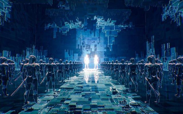 Ghostrunner es en realidad el juego Cyberpunk más nítido de The Fall