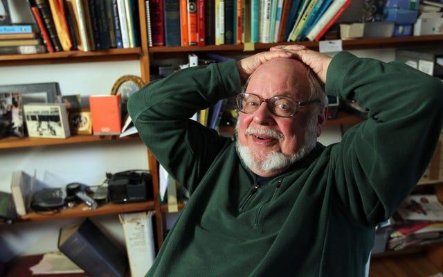 रिप नॉर्टन जस्टर, द फैंटम टोलबॉथ और द डॉट एंड द लाइन के लेखक
