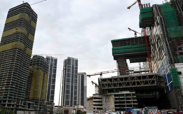 इमारतें कार्बन प्रदूषण का एक बड़ा स्रोत बन रही हैं