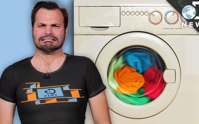 ทำไมเสื้อผ้ามักจะหดตัวเมื่อคุณซัก
