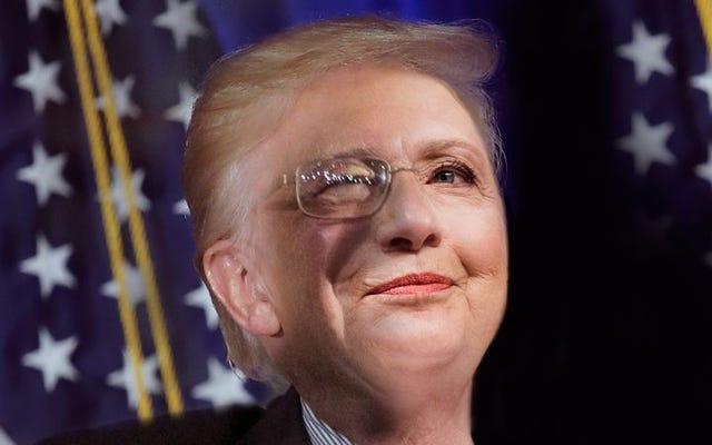 Homeland ma kobietę prezydenta z odrobiną Donalda Trumpa