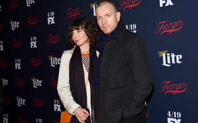 Ewan McGregor se serait séparé de sa femme de 22 ans Eve Mavrakis