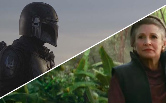 Восстание Скайуокера и увлекательные подходы мандалорца к фан-сервису по «Звездным войнам»