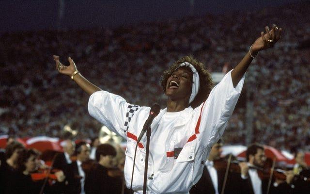 Whitney, Marvin, Jimi y las mejores actuaciones de Star-Spangled Banner