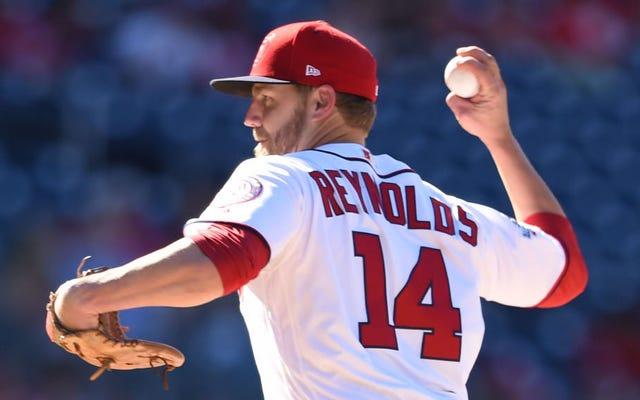 Mark Reynolds est ... l'homme le plus intéressant du baseball