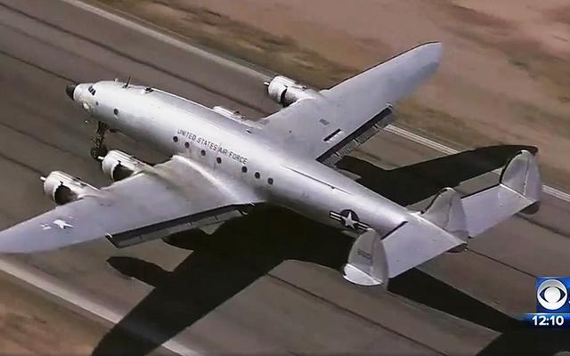Le premier Air Force One a de nouveau pris son envol