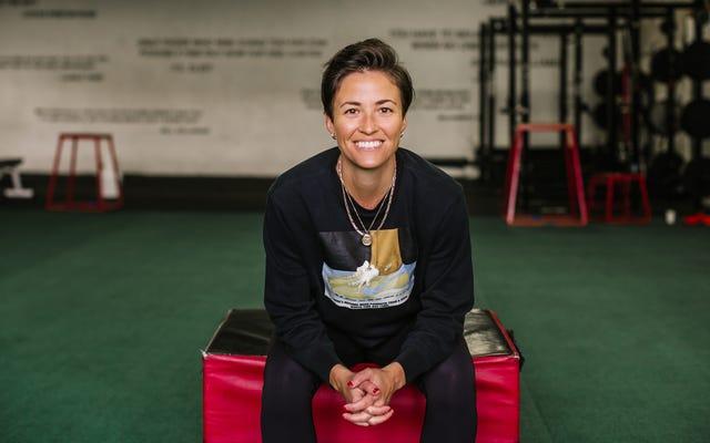 レイチェル・ラピノーの女性スポーツにおける公平性のビジョン(CBDの素晴らしい力を通して)