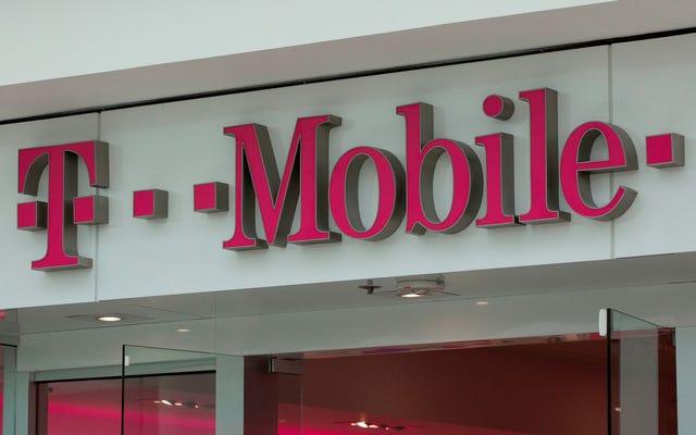 T-Mobileの大規模な5Gプッシュには、ホームインターネットと無料の5G電話が含まれます