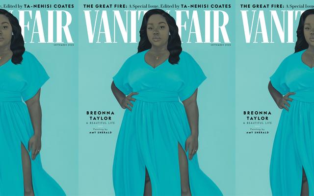 'ชีวิตที่สวยงาม': Vanity Fair เปิดตัว Breonna Taylor Cover สำหรับ Justice-Themed ฉบับเดือนกันยายน